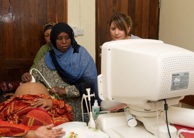 Maternity and paediatric care, Zanzibar