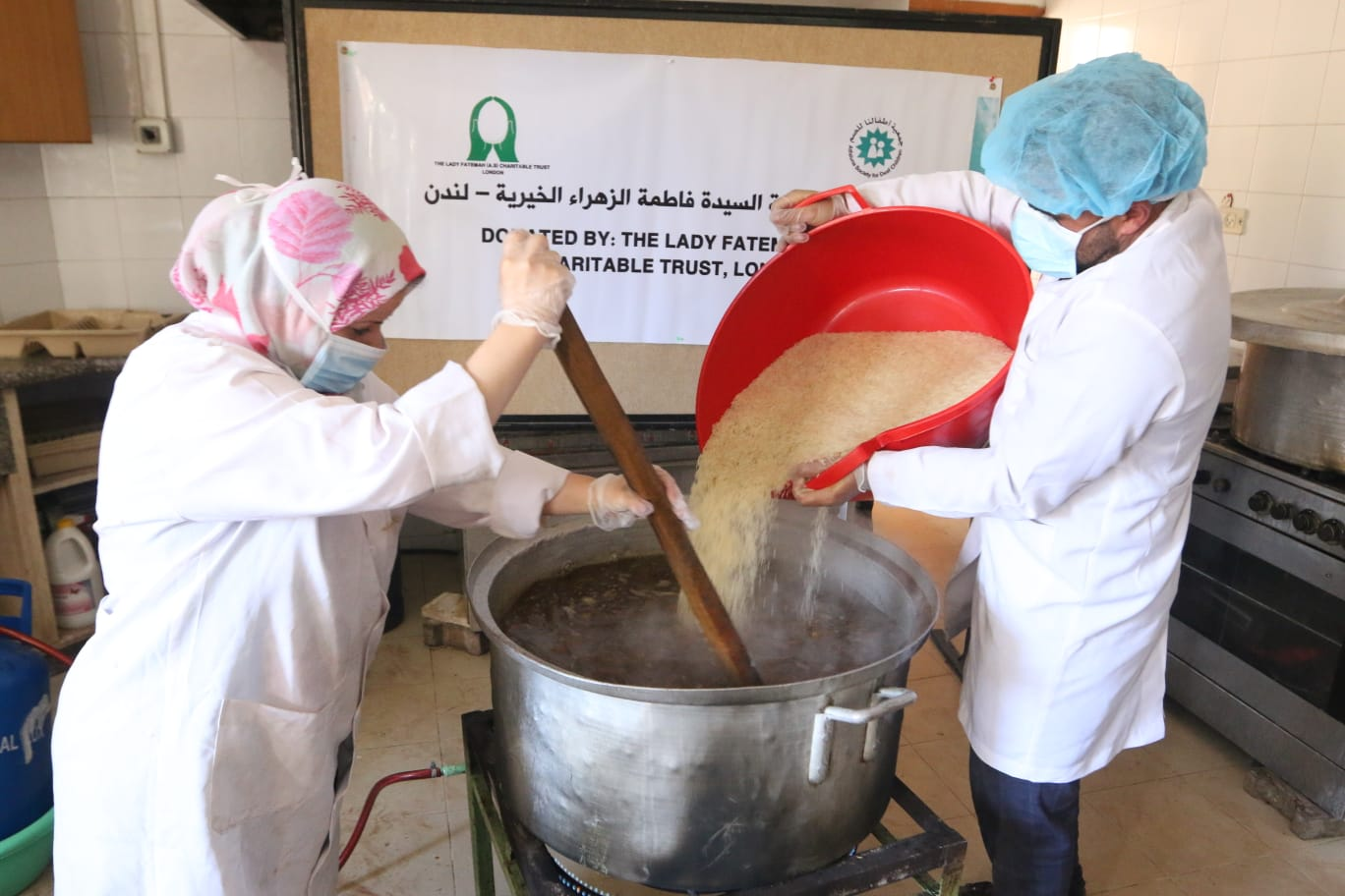 LFT Gaza, Palestine – Support iftaars as  we empower the poorest communities living in Gaza with disabilities.