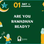 Ramadhan Kareem 🌙