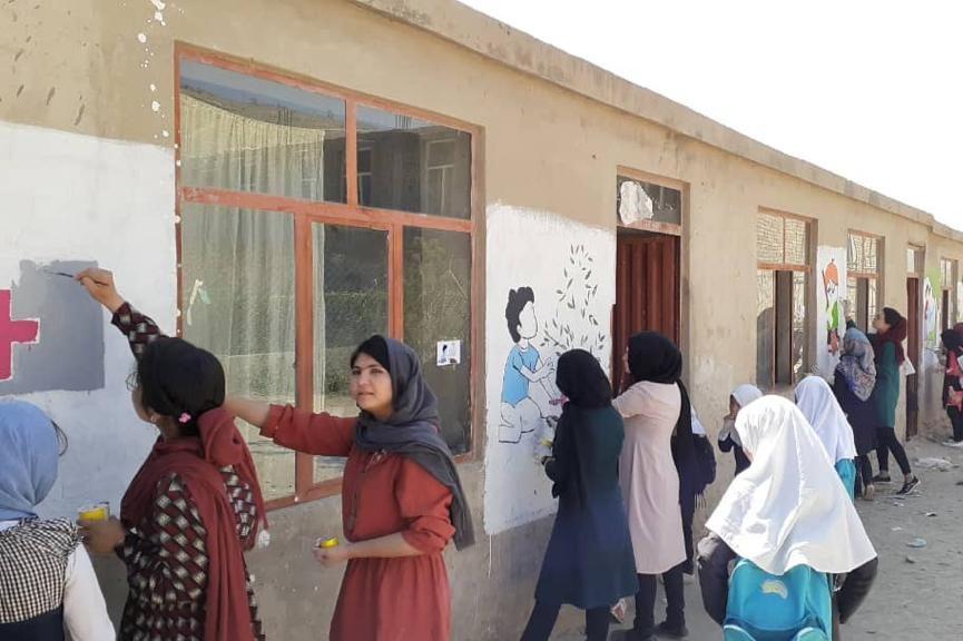 LFT in Kabul, Afghanistan