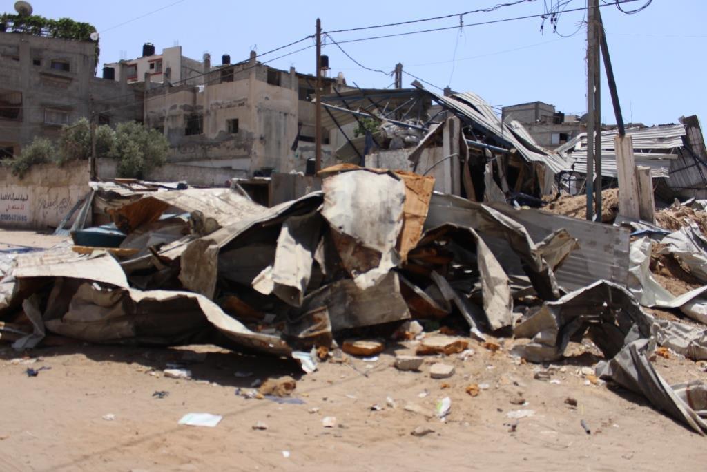 LFT Emergency Relief in Gaza