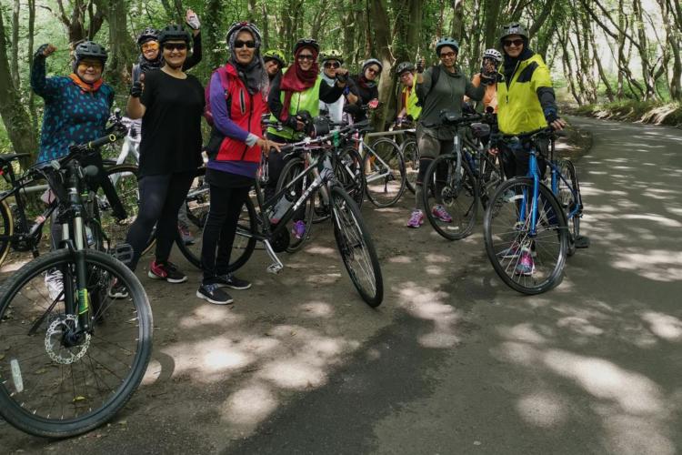 Evolve Women's Cycling