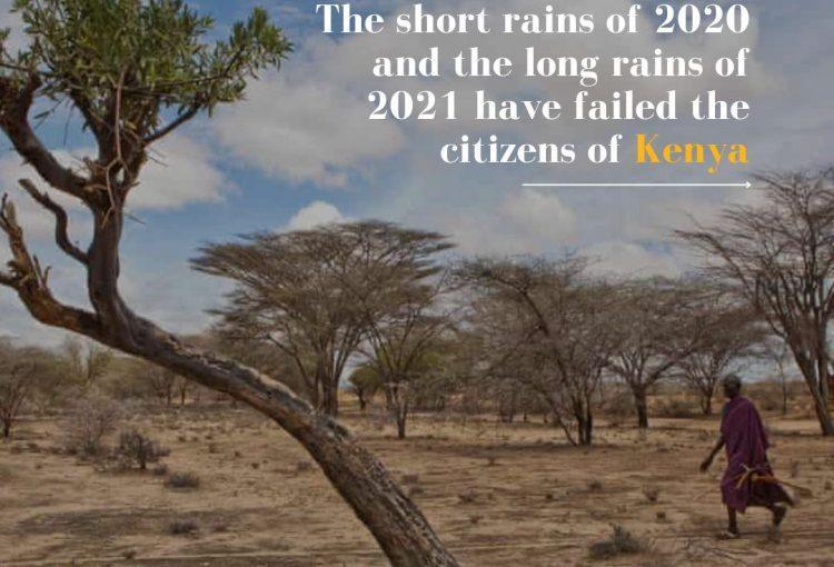 LFT Kenya emergency a drought response